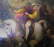 Vallombrosa - obraz św. J. Gwalbert
