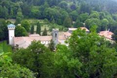 Klasztor w Vallombrosa