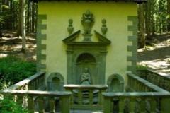 Źródełko św. Jana Gwalberta - Vallombrosa