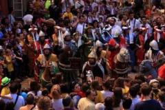 Santa Tecla FestivaL w Tarragonie
