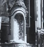 Tabernakulum z kościoła (1948)