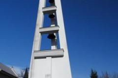 Aktualny wygląd dzwonnicy.