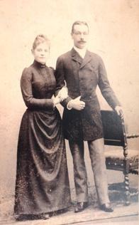 Maria i Władysław Komorowscy